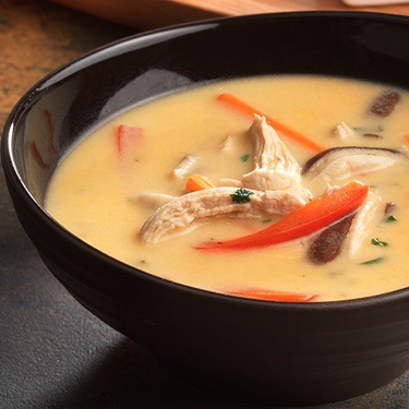 Thai Chicken Vegetable Soup Recipe   SideChef