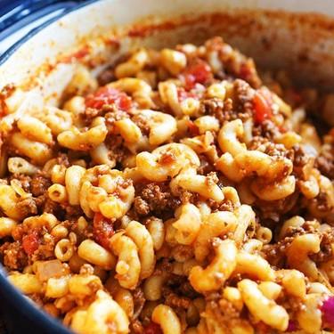 American Goulash Recipe | SideChef