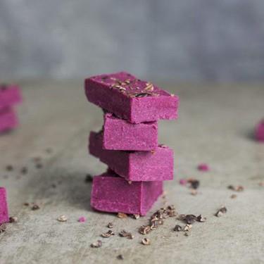 Secretly Veggie Pink Protein Bars Recipe   SideChef