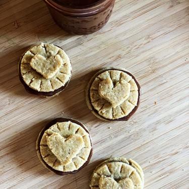 Vegan Protein Nutella Cookies Recipe | SideChef