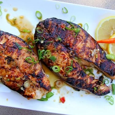 The Ultimate Grilled Salmon Recipe | SideChef