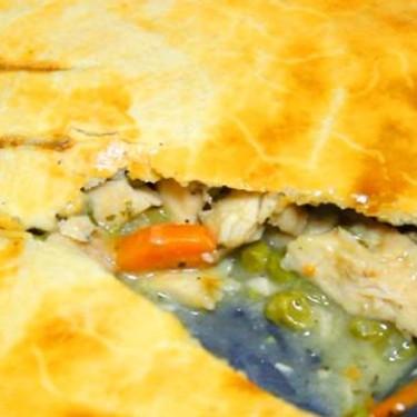 Chicken Pot Pie Recipe   SideChef