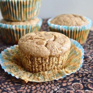 Spiced Banana Almond Butter Muffins Recipe | SideChef