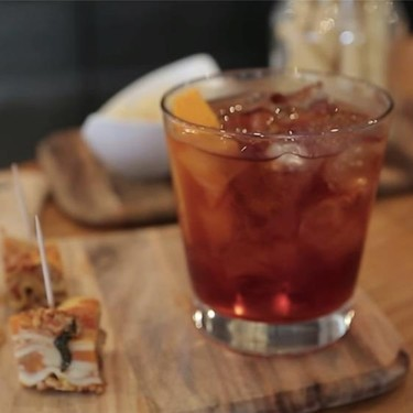 Negroni Cocktail Recipe | SideChef