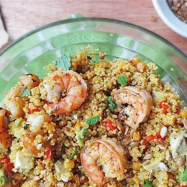California Quinoa Recipe | SideChef