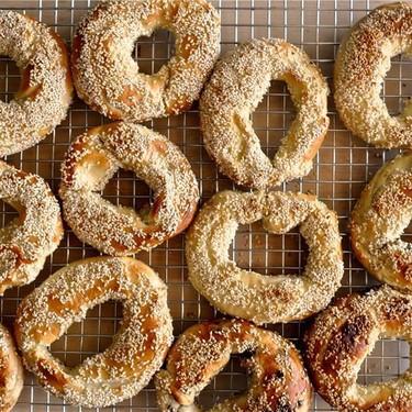 Montreal Bagels Recipe   SideChef