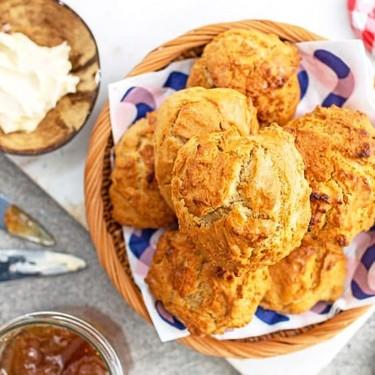 Vegan Maple Syrup Breakfast Scone Recipe   SideChef