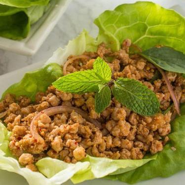 Thai Larb Salad Recipe   SideChef