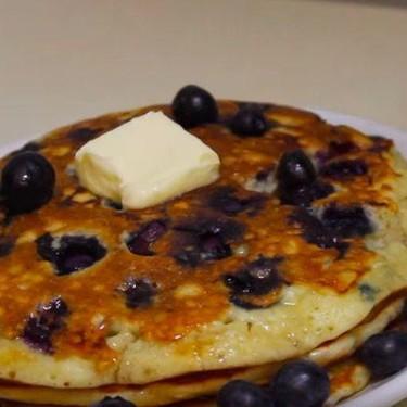 Blueberry Pancakes Recipe   SideChef
