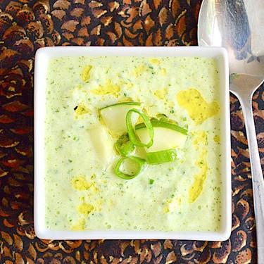 Chilled Cucumber Yogurt Soup Recipe   SideChef