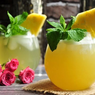 St. Germain Cocktail with Pineapple Juice Recipe   SideChef
