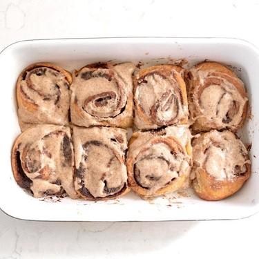Fathead Cinnamon Rolls Recipe   SideChef