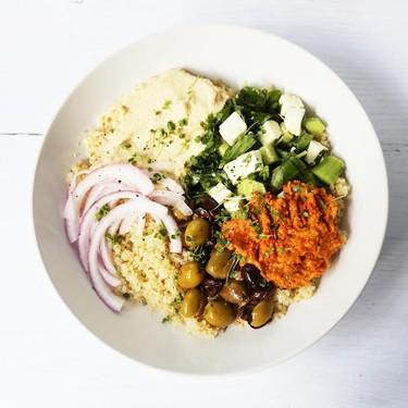 Quinoa Salad Bowl Recipe | SideChef