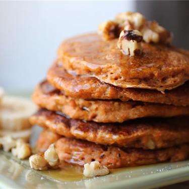 Carrot Cake Pancakes Recipe   SideChef