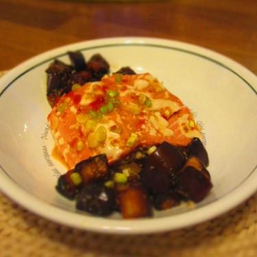 Asian Eggplant and Salmon Recipe | SideChef