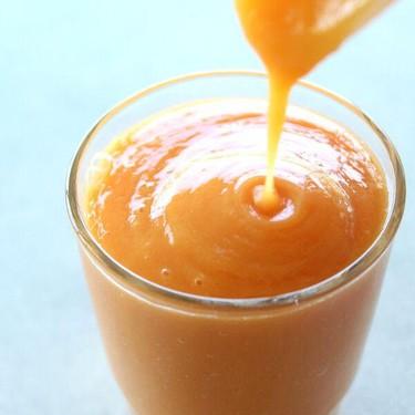 Nourishing Mango Papaya Ginger Smoothie Recipe   SideChef