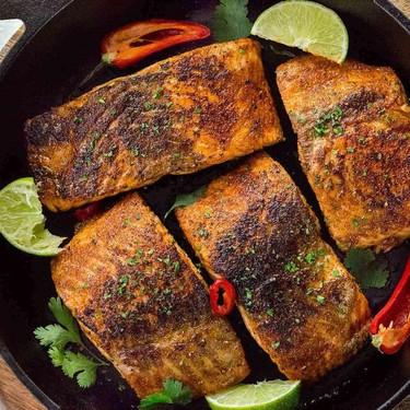 Blackened Salmon Recipe | SideChef