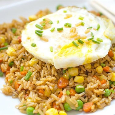 Vegetable Fried Rice Recipe | SideChef