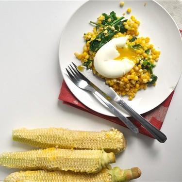 Miso Butter Corn Recipe | SideChef