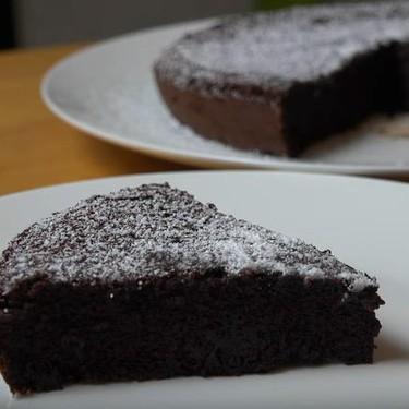 2 Ingredient Chocolate Cake Recipe   SideChef