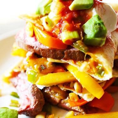 Steak Fajitadillas Recipe | SideChef