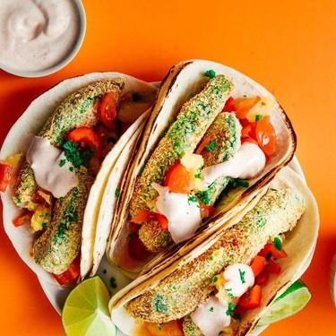 Crispy Avocado Tacos Recipe | SideChef