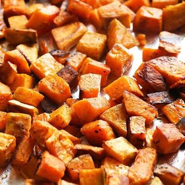 Roasted Sweet Potatoes Recipe   SideChef