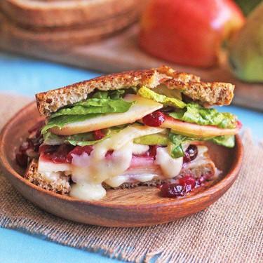 Toasted Harvest Sandwich Recipe | SideChef