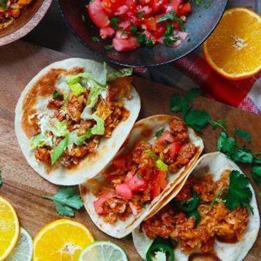 Potato and Chorizo Tacos Recipe | SideChef