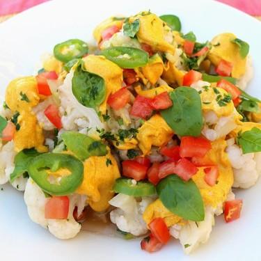 "Cauliflower Salad ""Madras"" Recipe | SideChef"