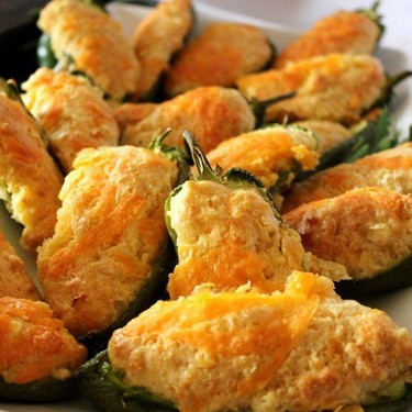 Jalapeño Cornbread Poppers Recipe | SideChef