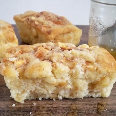 Caramel Apple Fritter Bread Recipe   SideChef