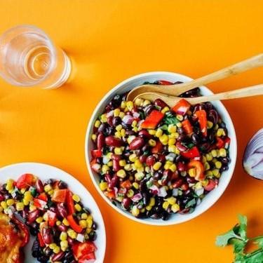 Mama's Famous Bean Salad Recipe   SideChef