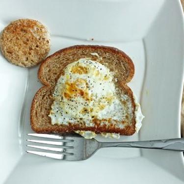 Egg in a Hole Recipe | SideChef