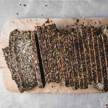 Seeded (Life-Changing) Loaf of Bread Recipe | SideChef
