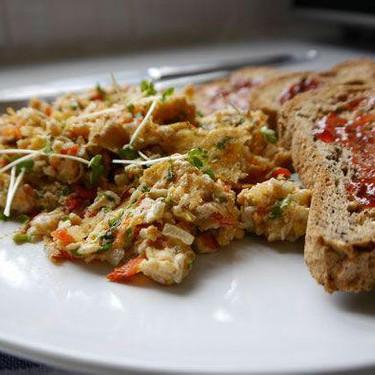 """Perico"" Venezuelan Scrambled Eggs Recipe | SideChef"