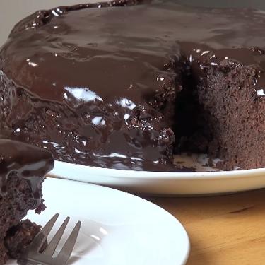 Dark Chocolate Mud Cake Recipe   SideChef
