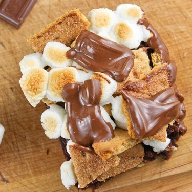 S'mores Brownies Recipe | SideChef