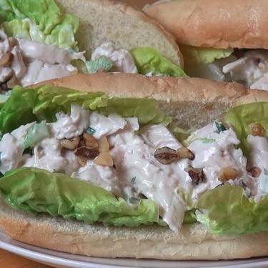Crunchy Chicken Salad Subs Recipe   SideChef