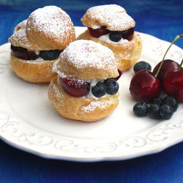Cream Puffs Recipe | SideChef