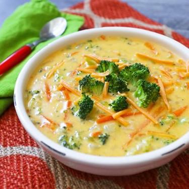 Broccoli Cheese Soup (Panera Copycat) Recipe | SideChef