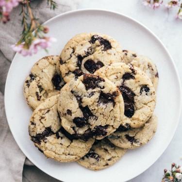 Cherry Chocolate Chip Cookies Recipe | SideChef