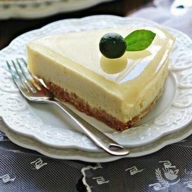 Lemon Grass Lime Cheesecake Recipe | SideChef