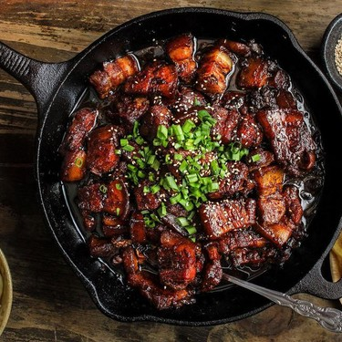 Beer Braised Pork Belly - Chinese Style Recipe | SideChef