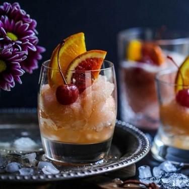 Old Fashioned Cocktail Slushie Recipe   SideChef