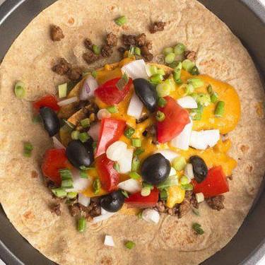 Vegan Crunchwrap Recipe   SideChef
