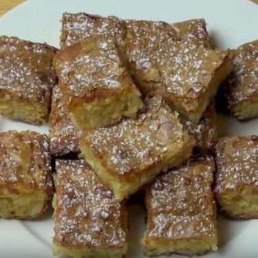 White Chocolate Macadamia Blondies Recipe | SideChef