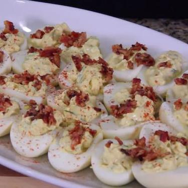 Smoked Deviled Eggs Recipe | SideChef