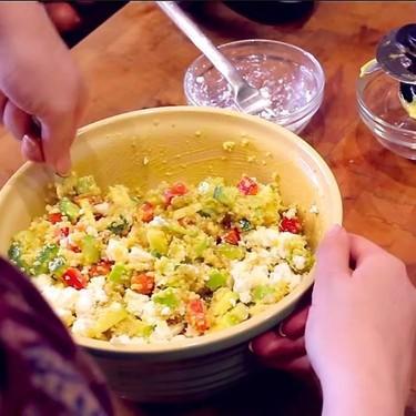Curried Quinoa Salad Recipe | SideChef