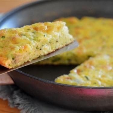 Zucchini and Cheddar Frittata Recipe   SideChef